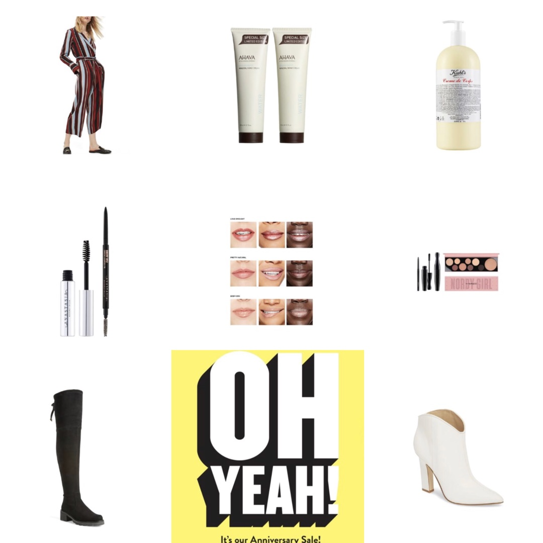 Nordstrom Anniversary Sale--Battle plan for YOU